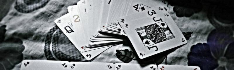 بطاقات لعبة البوكر