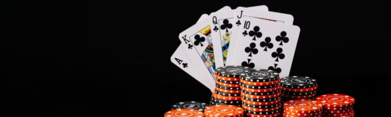 طريقة لعب البوكر